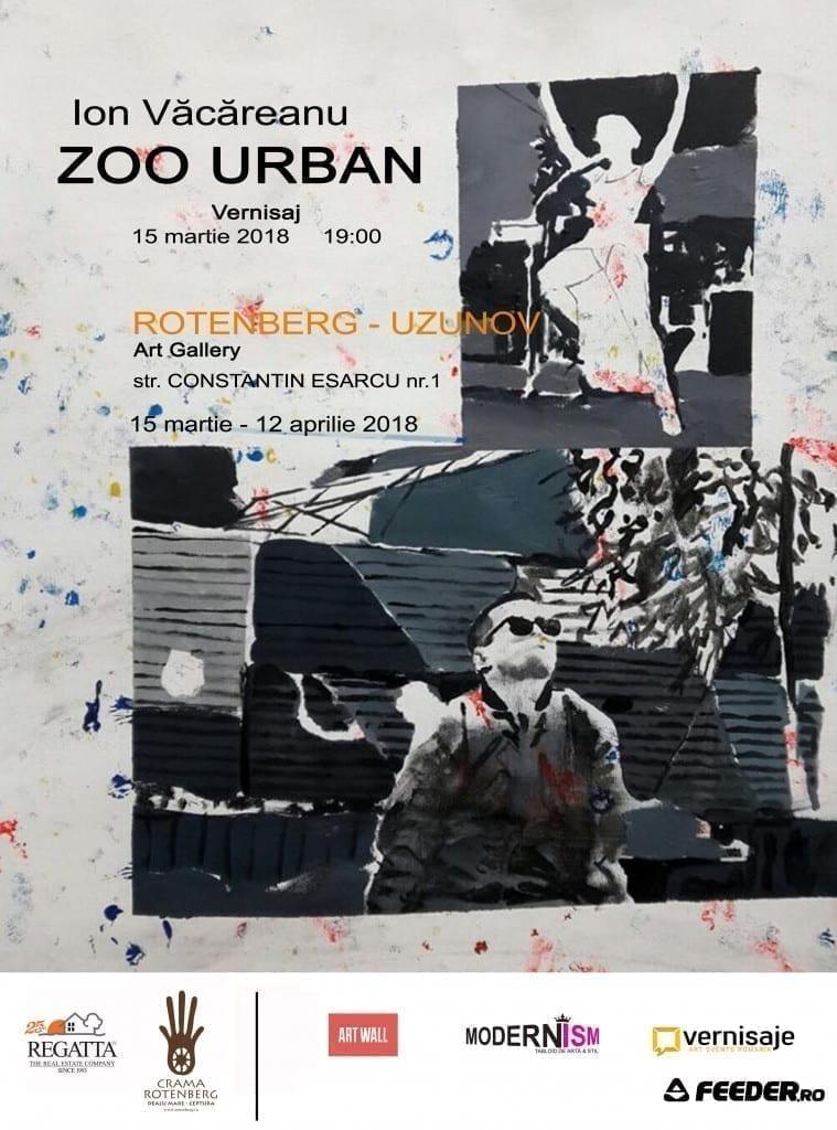 ZOO Urban - Ion Văcăreanu