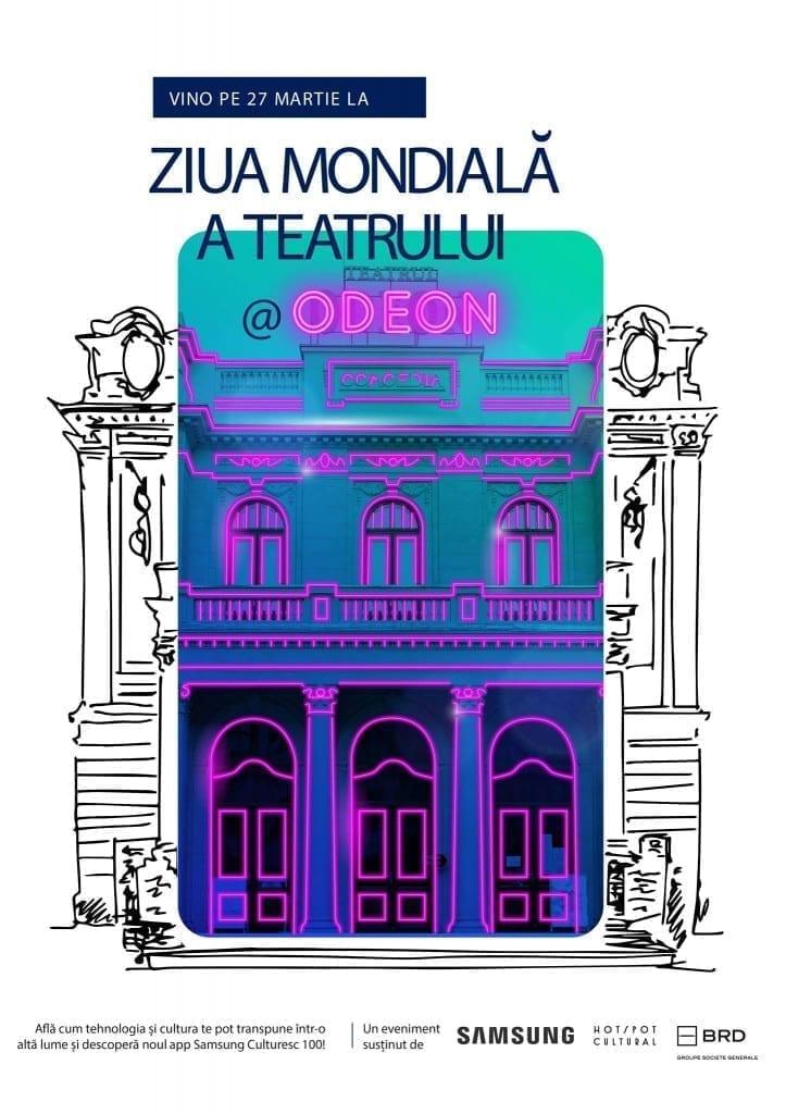 Ziua Mondială a Teatrului @Odeon
