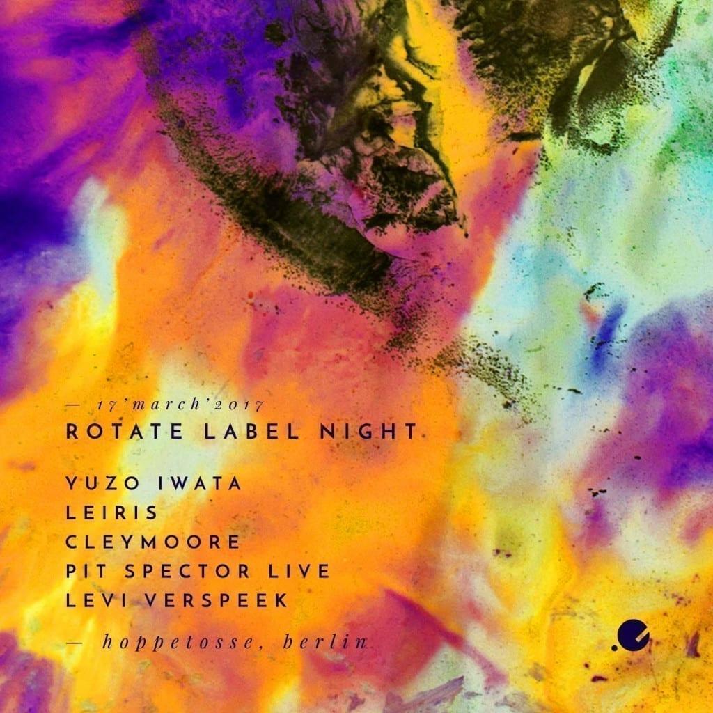 Rotate Label Night