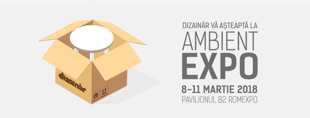 dizainăr Ambient Expo Romexpo