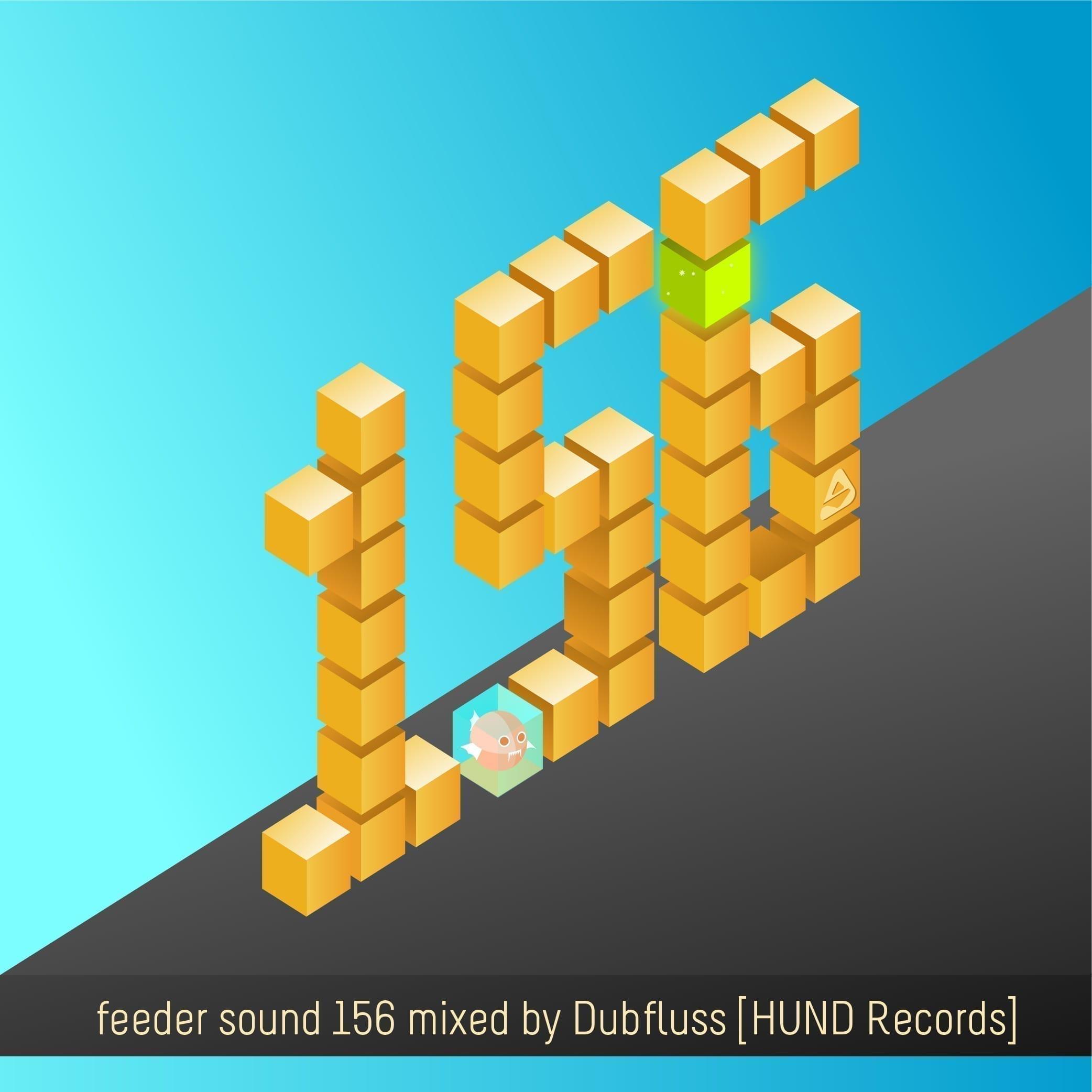 feeder sound 156 mixed by Dubfluss [HUND Records]