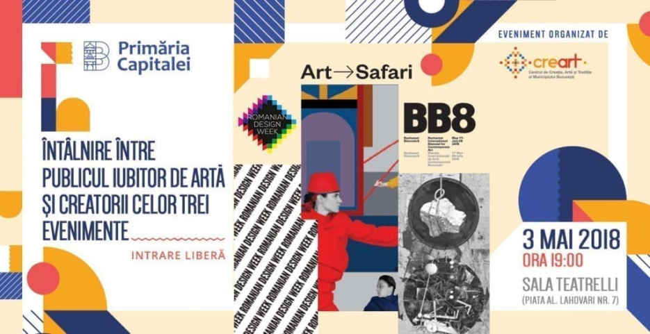 Art Debate - Art Safari // BB8 // RDW