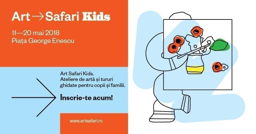 Art Safari Kids, ediția 2018