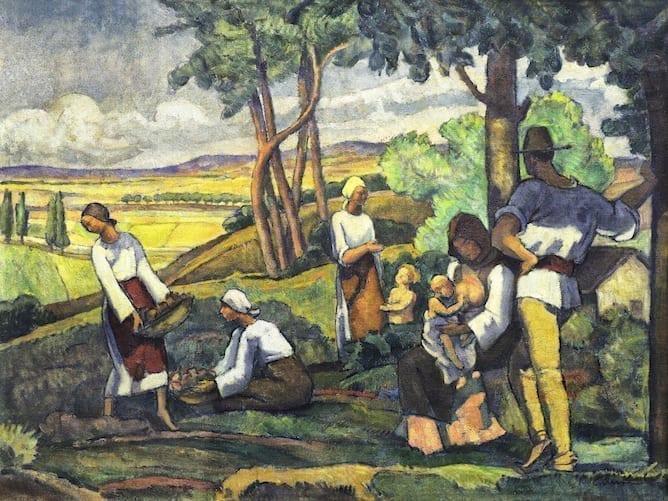 art safari colectia bcr 50 pictori impresionisti