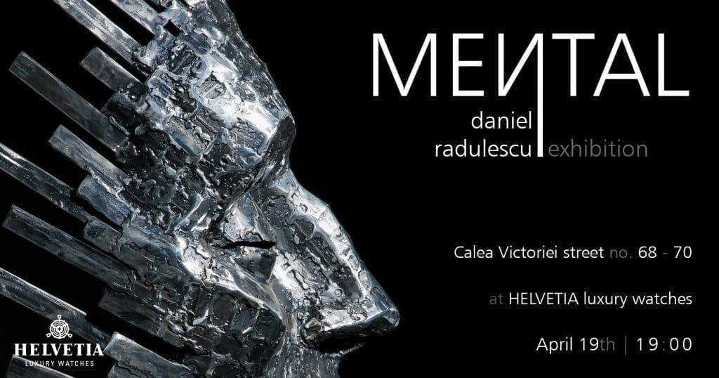 M E И T A L - sculpture exhibition by Daniel Radulescu