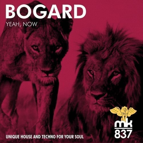 "Bogard is back on MK837 with the ""Yeah, Now"" EP"