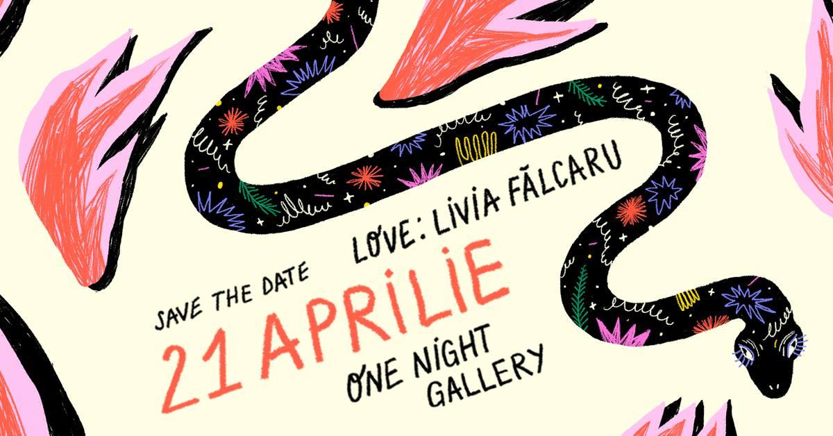 One Night Gallery // Love: Livia Fălcaru