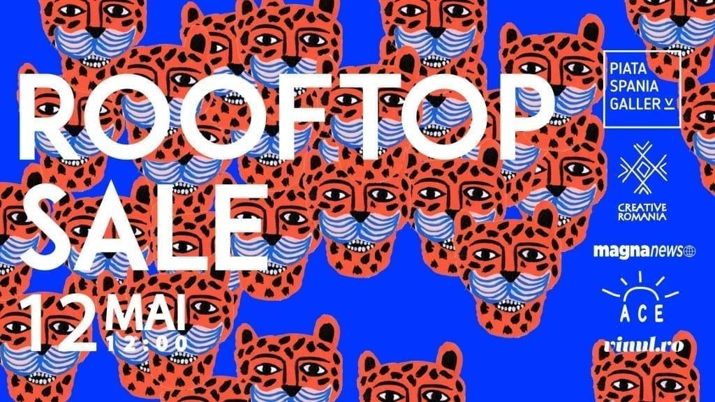 Rooftop SALE - galeria piata spaniei