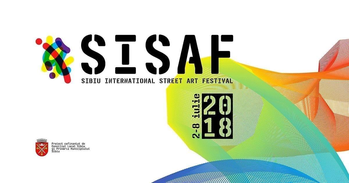 SISAF ◦ Sibiu International Street ART Festival 2018