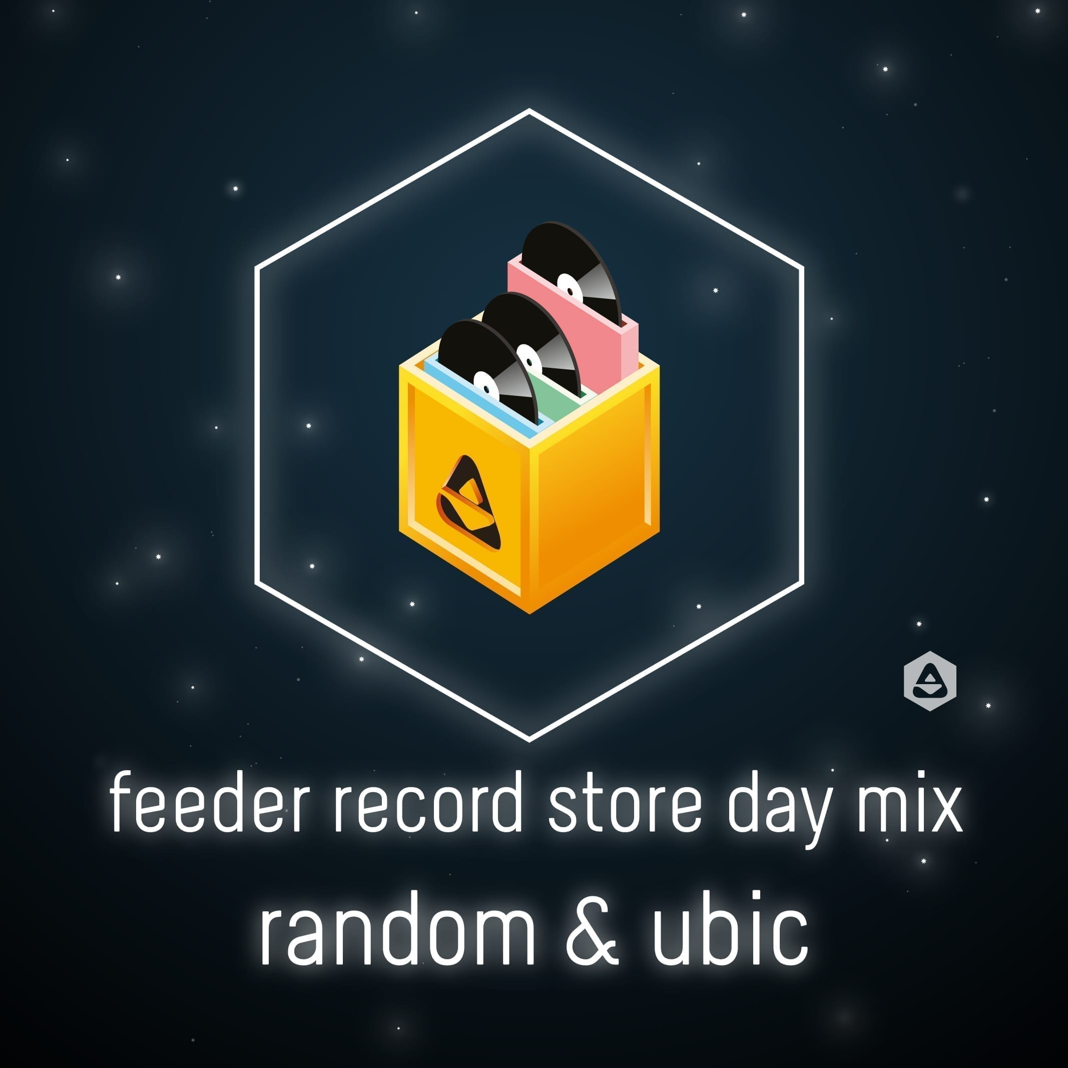 Celebrating Record store day with a vinyl only mix by random & ubic