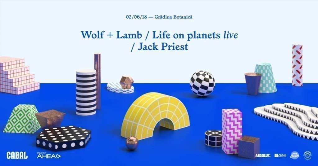 CABAL 07 Wolf + Lamb / Life on planets / Jack Priest