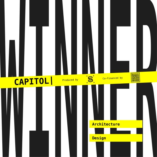 CAPITOL OPEN CALL Architecture Design Winner