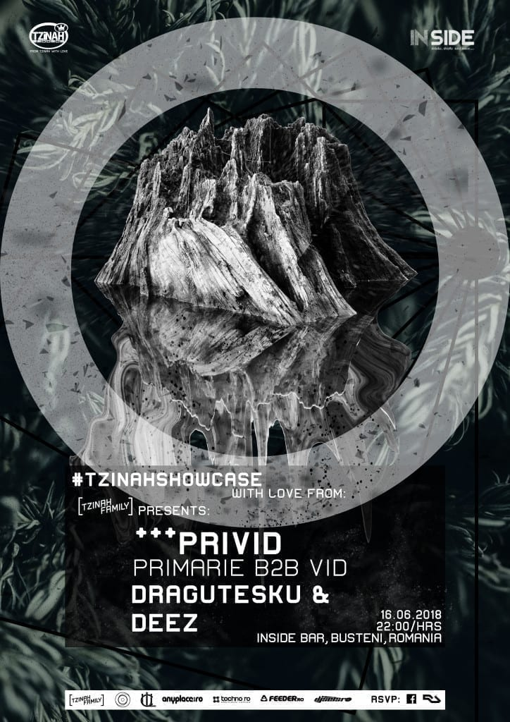TzinahShowcase w Love from ***Privid, Dragutesku, Deez