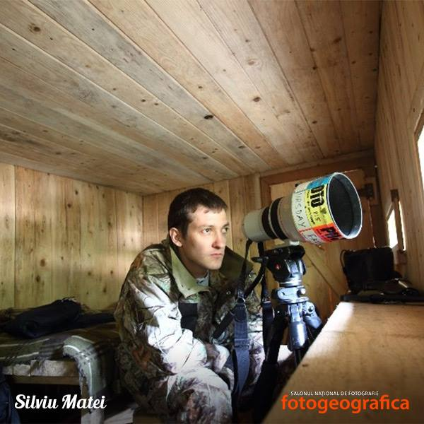 """Fotografia wildlife"""" în România. Prezintă Silviu Matei"""