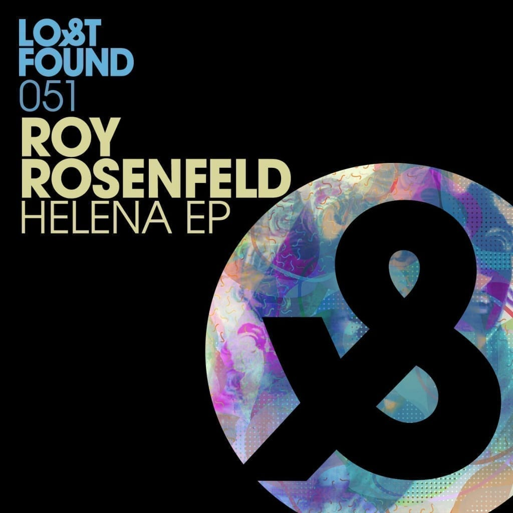 Roy Rosenfeld - Helena EP