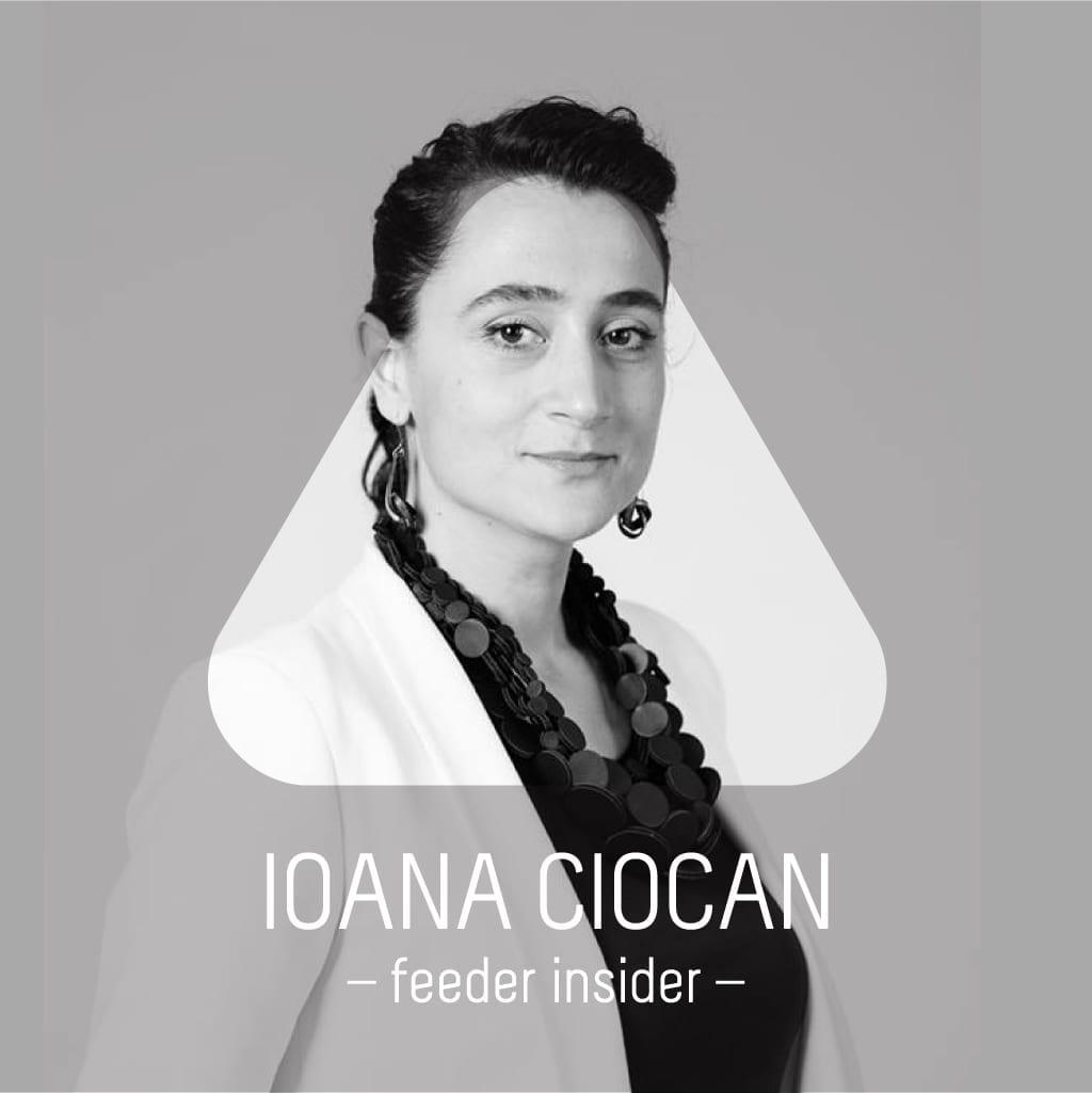 feeder insider w/ Ioana Ciocan