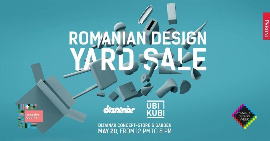 Romanian Design Yard Sale