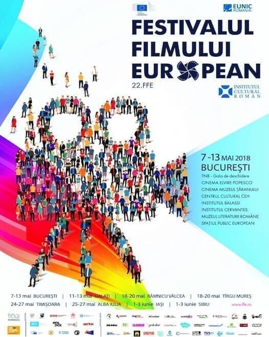 Festivalul Filmului European 2018
