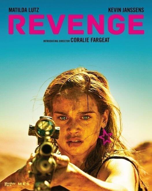 revenge film