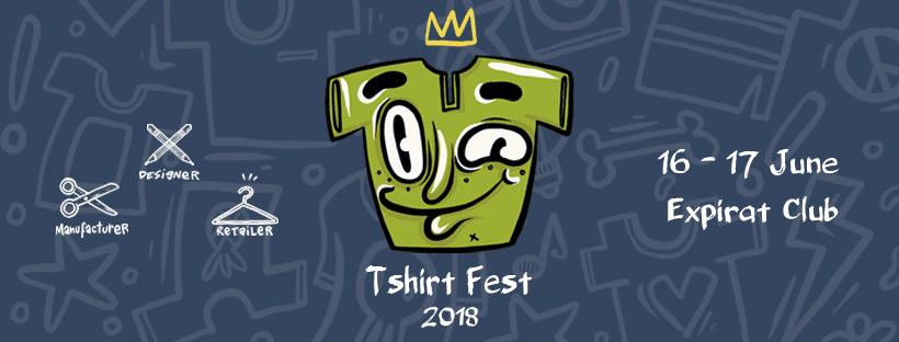 T-shirt Fest 2018