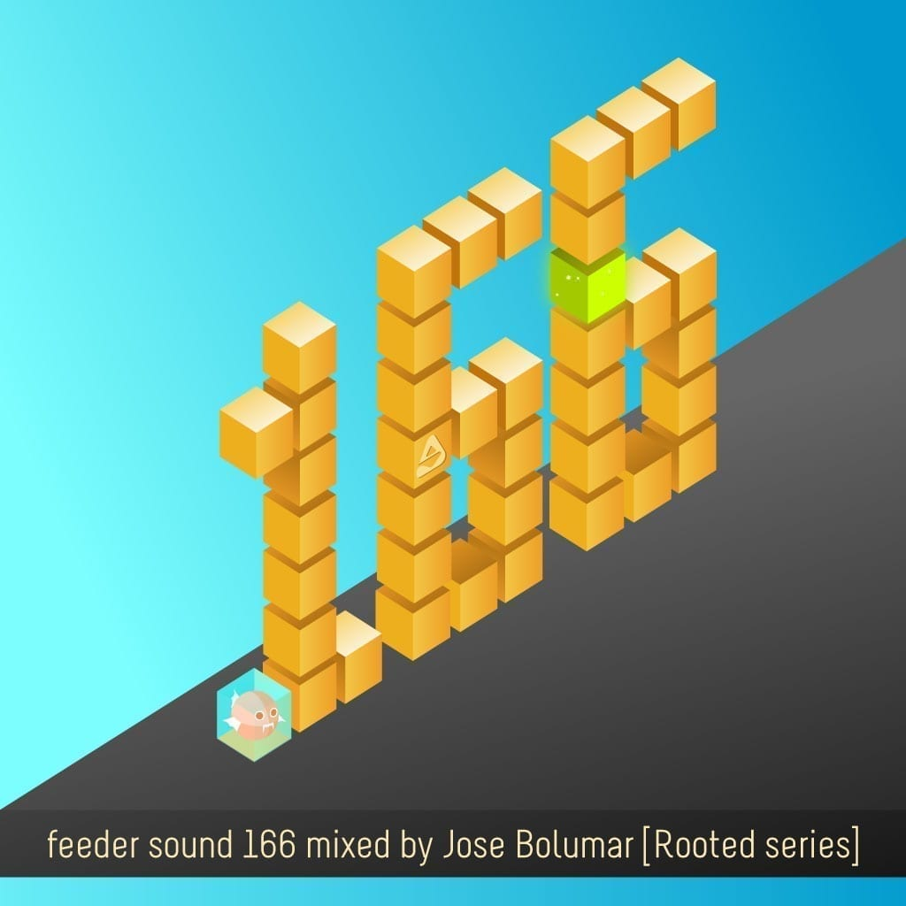 feeder sound 166 mixed by Bolumar [Rooted series]