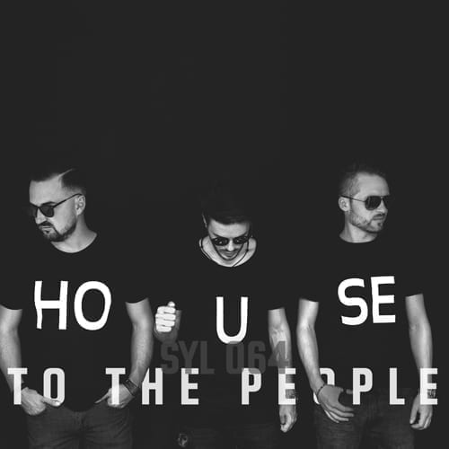 "Sean Norvis, Stino Grant and MC Steliano - ""House to the people"""