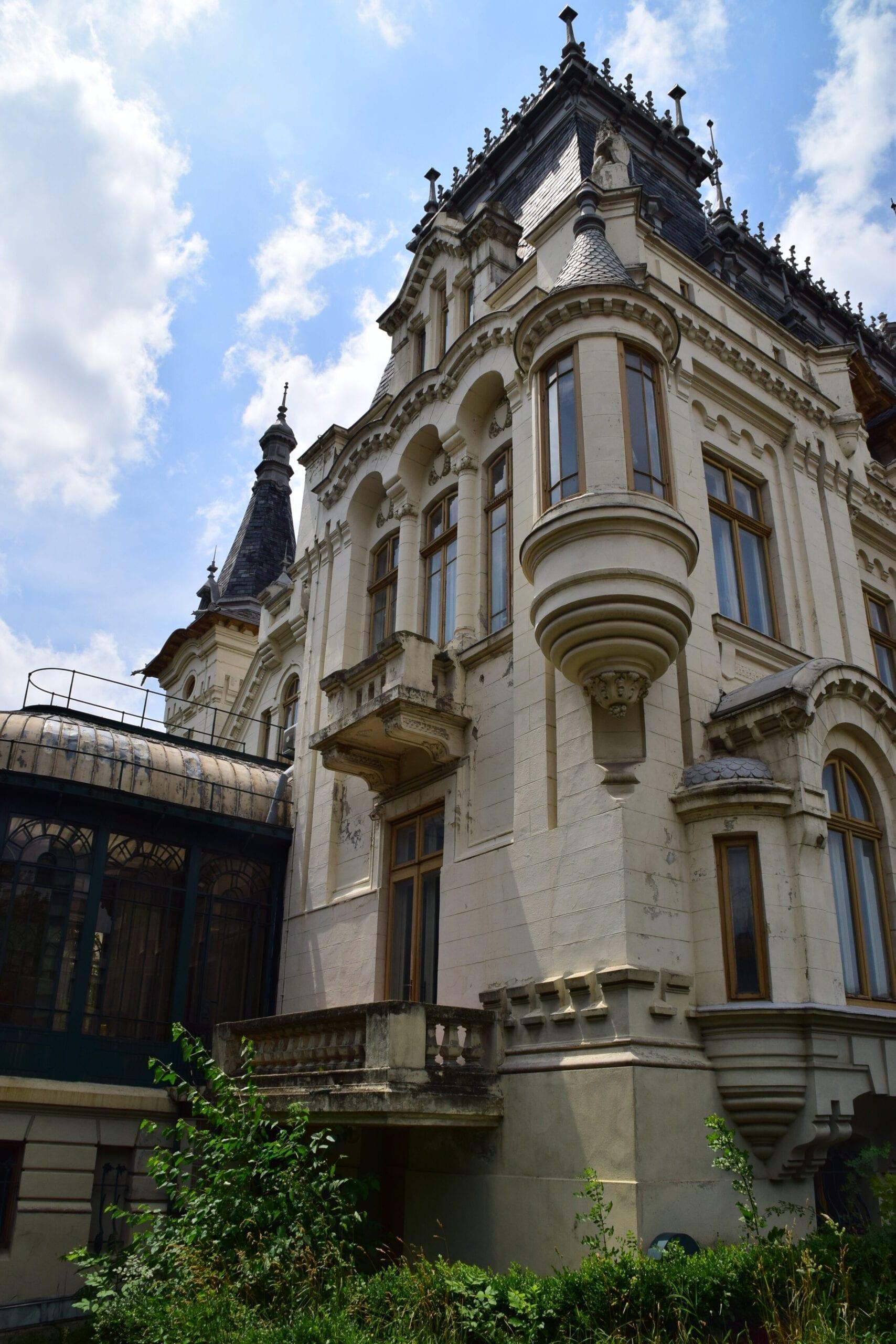 Palatul Kretzulescu - Cladiri de patrimoniu