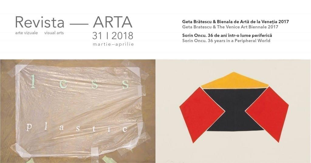 Lansare Revista ARTA #31