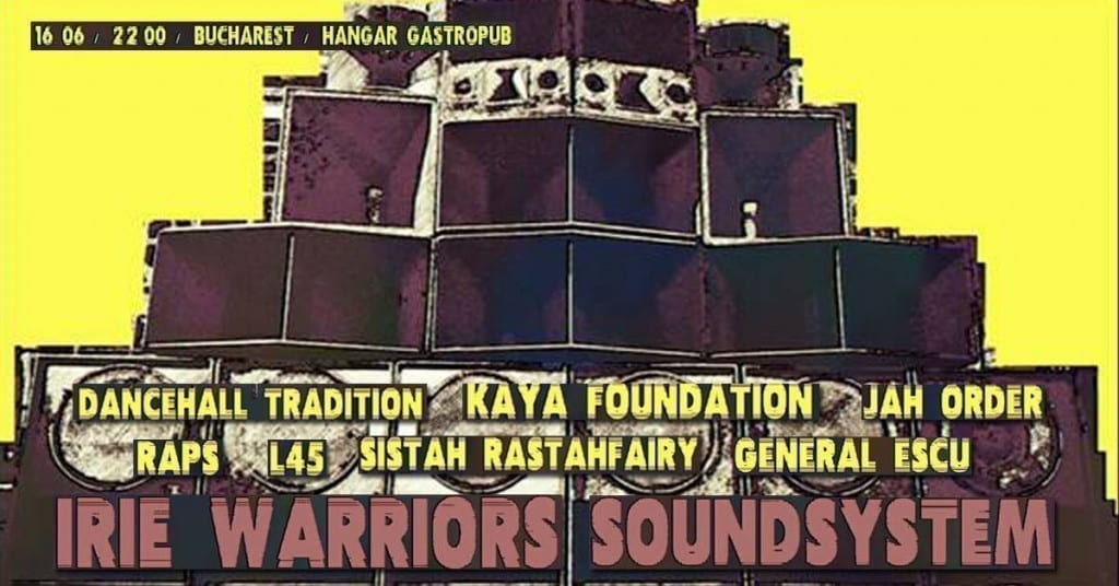 Soundsystem Session 16.06.2018 @Hangar Gastropub