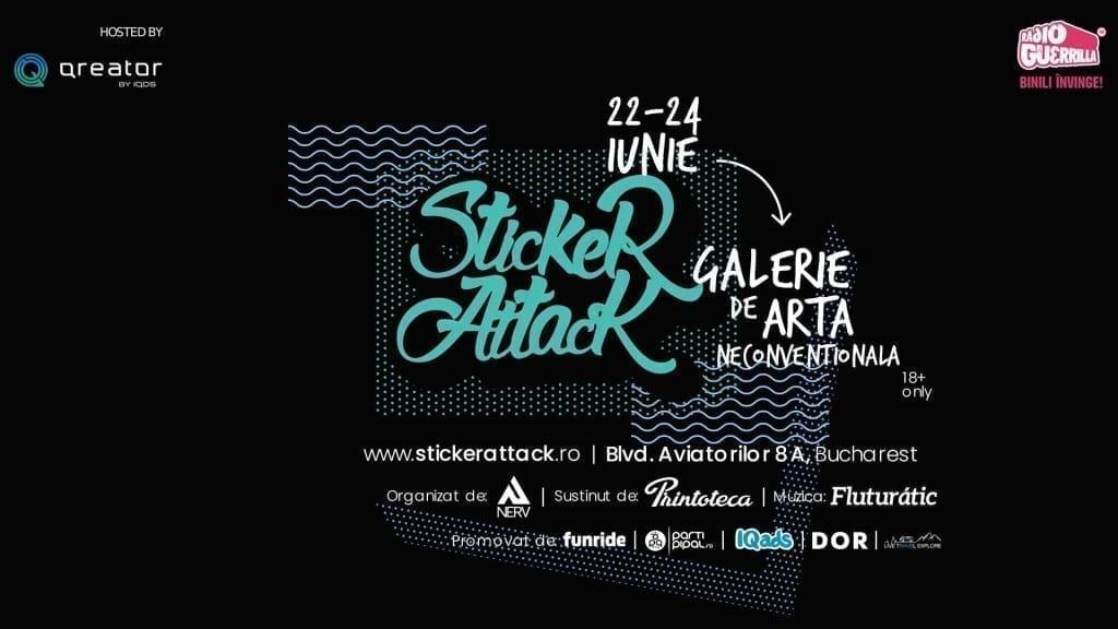 Sticker Attack 2018
