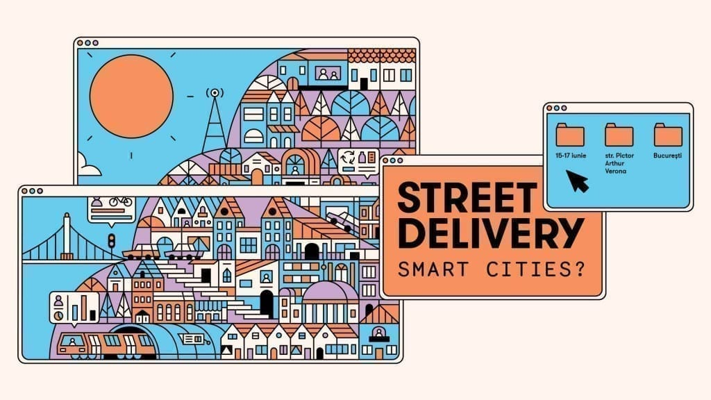 Street Delivery—Smart Cities