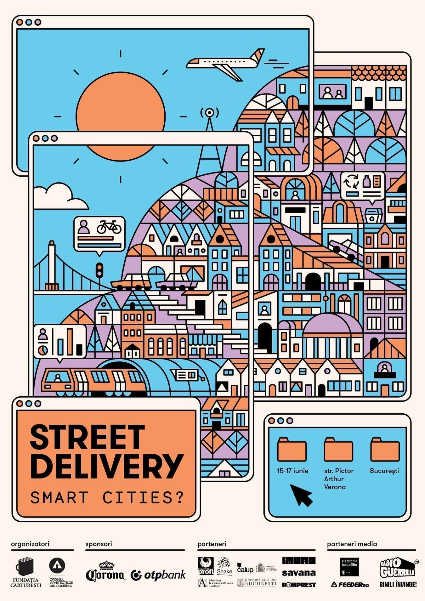 Street Delivery - Smart Cities?