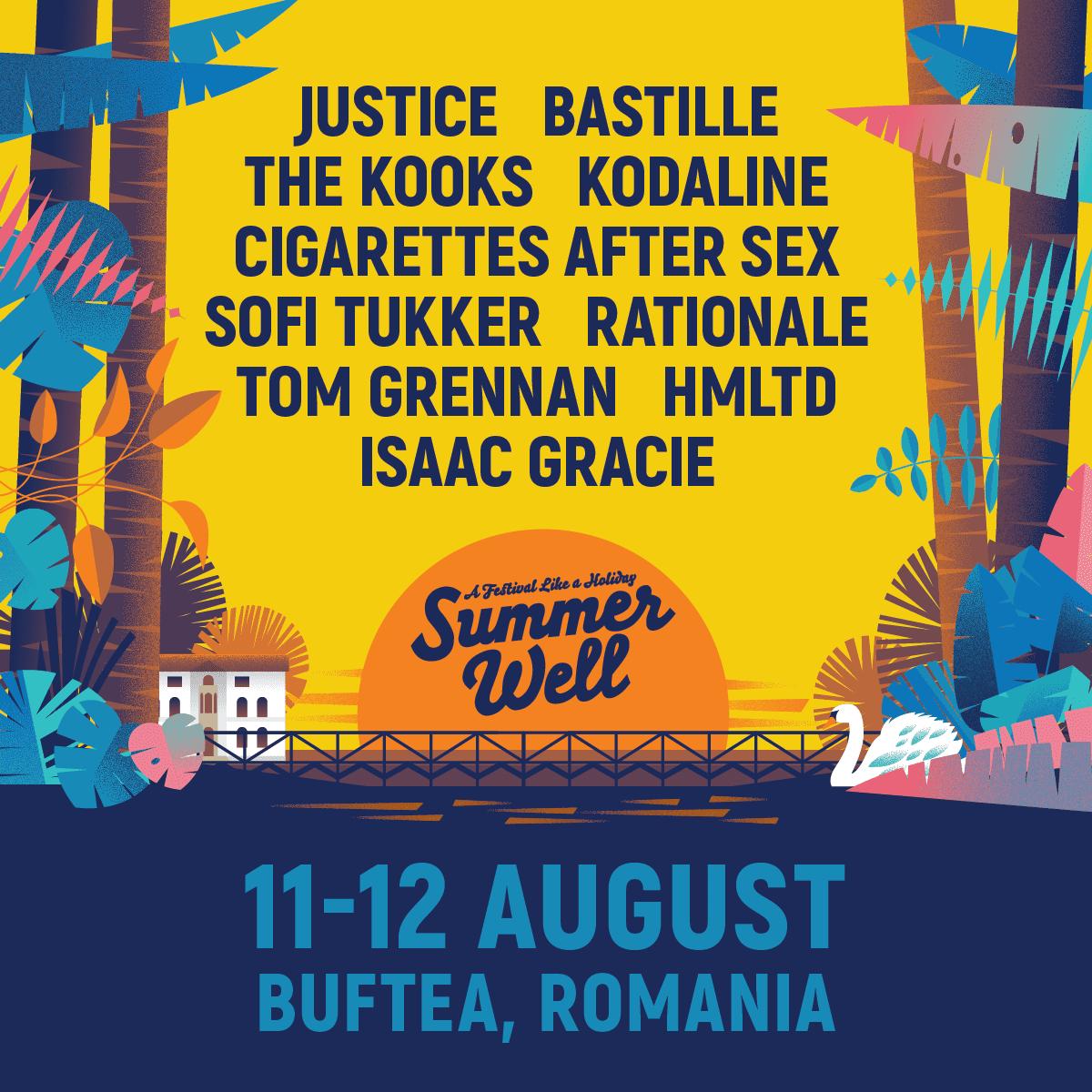 Summer Well Festival 2018 Știrbey