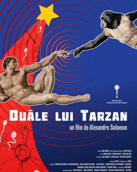 Ouăle lui Tarzan un film de Alexandru Solomon