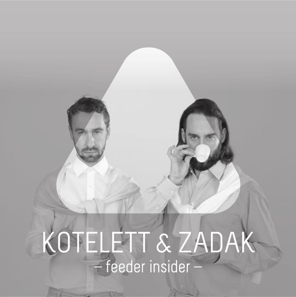 feeder insider Kotelett & Zadak