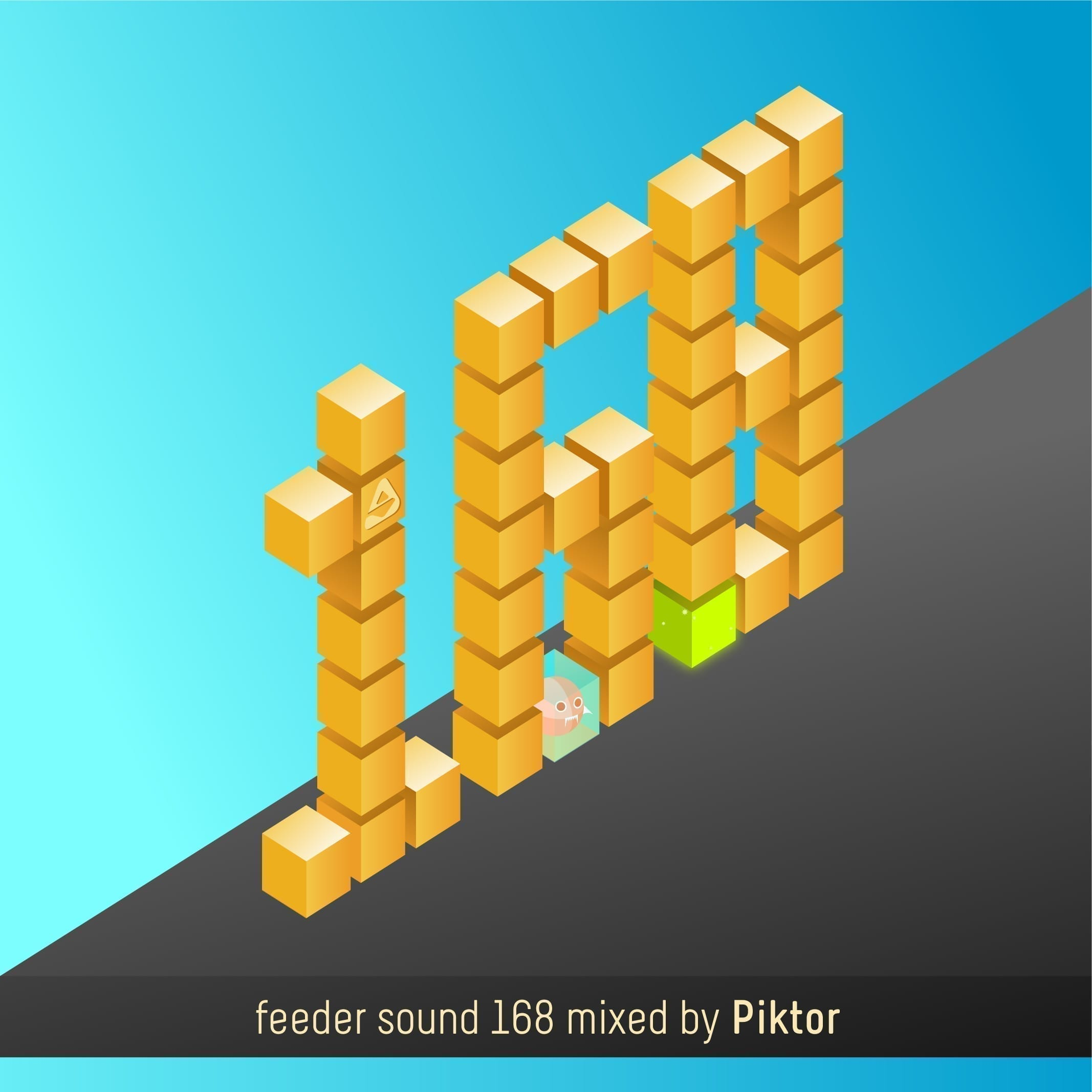 feeder sound 168 mixed by Piktor