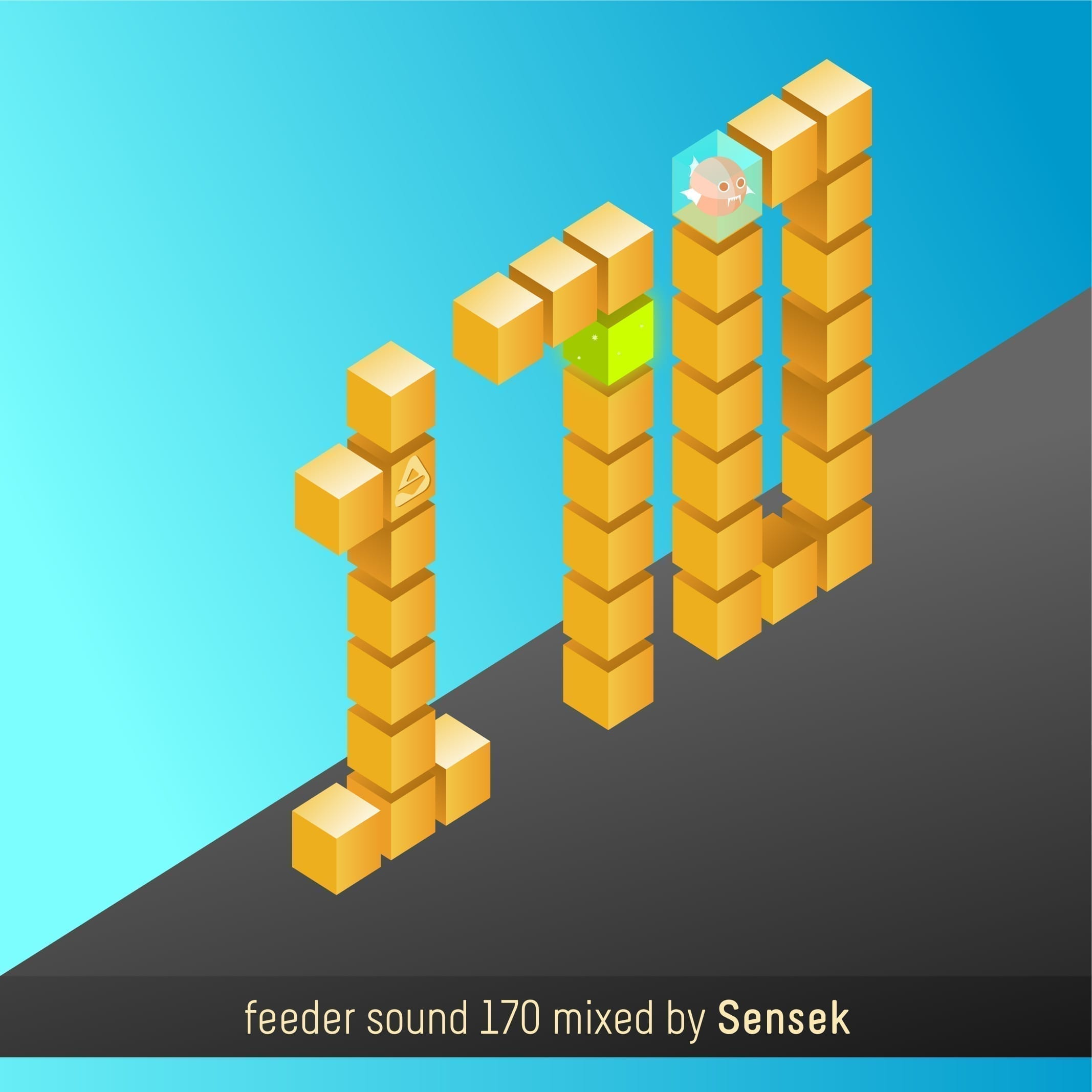 feeder sound 170 mixed by Sensek