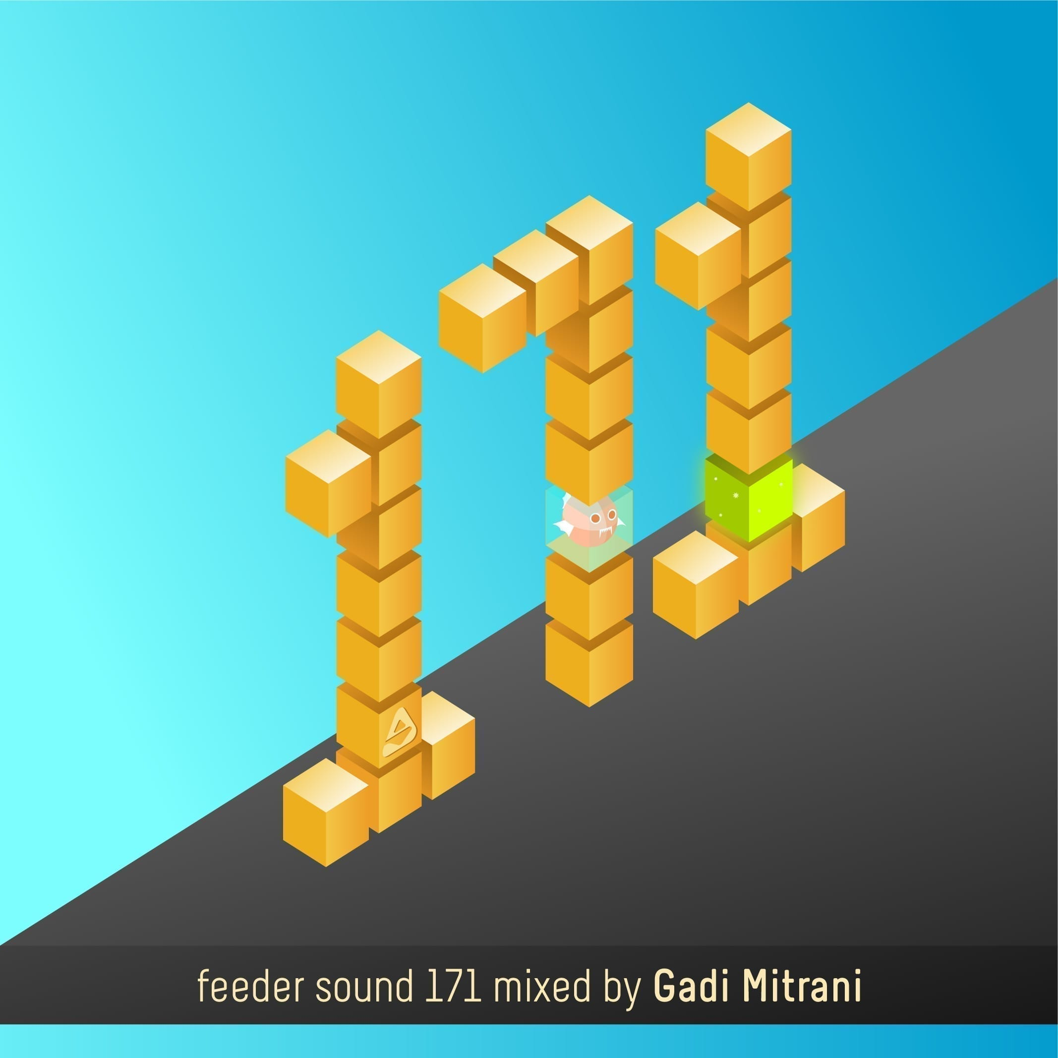 feeder sound 171 mixed by Gadi Mitrani