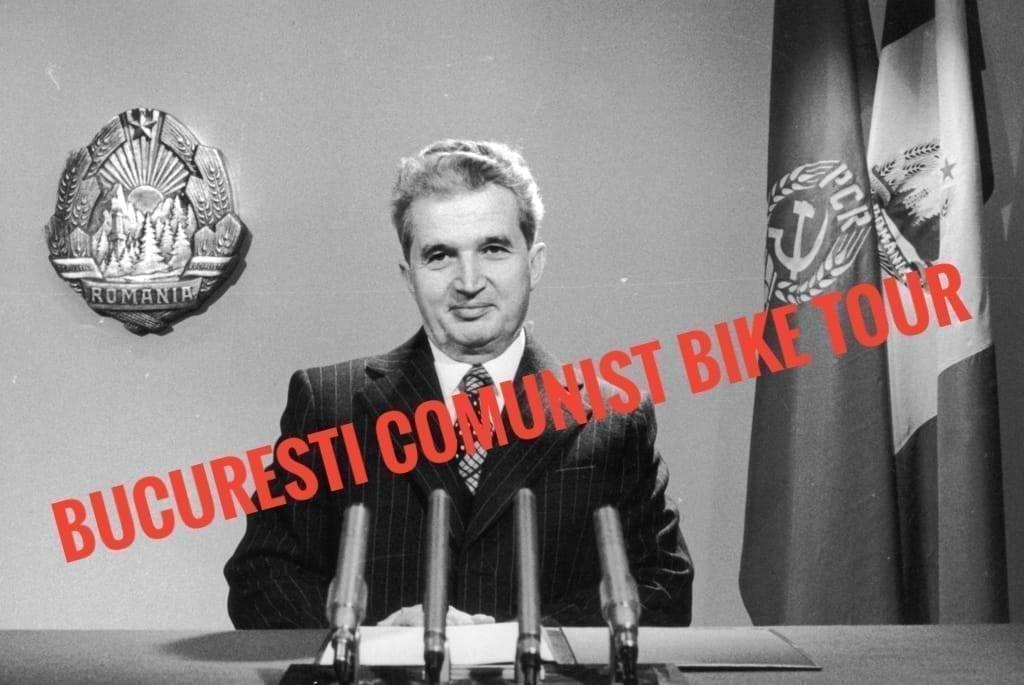 București Comunist Bike Tour