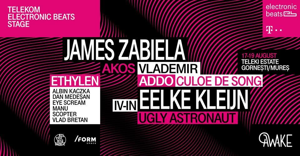 Telekom Electronic Beats Stage at AWAKE
