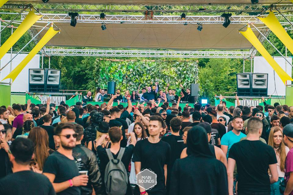 We Want Techno in the Forest #3
