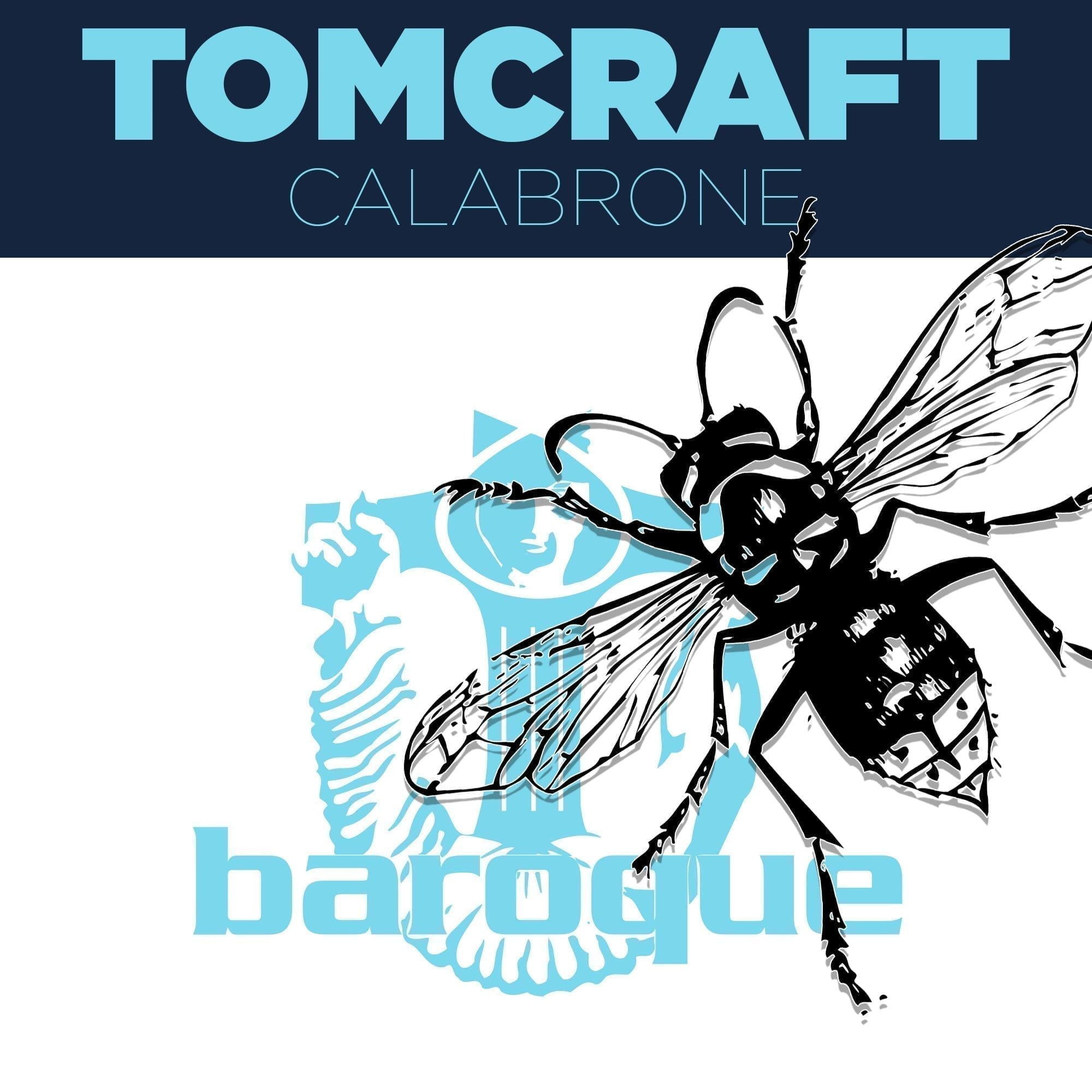 """A new jam by Tomcraft: """"Calabrone"""" out soon on Baroque Records"""