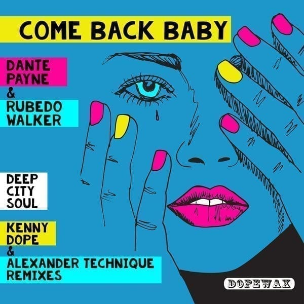 Come Back Baby Artwork