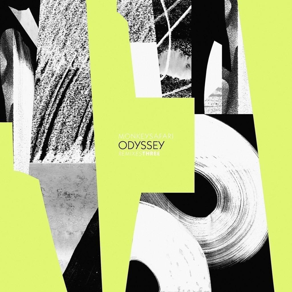 MONKEY SAFARI – 'ODYSSEY REMIXES – THREE'