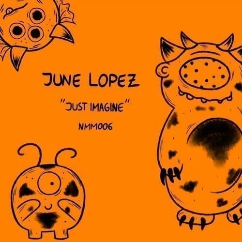 "June Lopez returns to No Monsters Music with ""Just Imagine"""