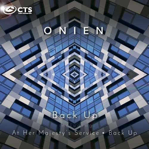 "Onien presents ""Back Up"" on CTS Records"
