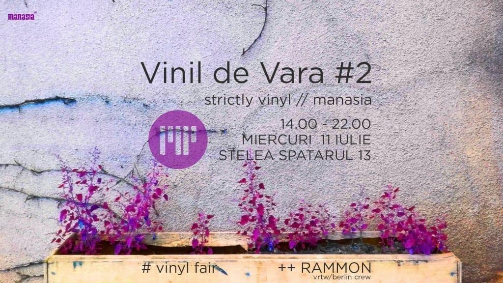 Vinil de Vara #2 w Rammon