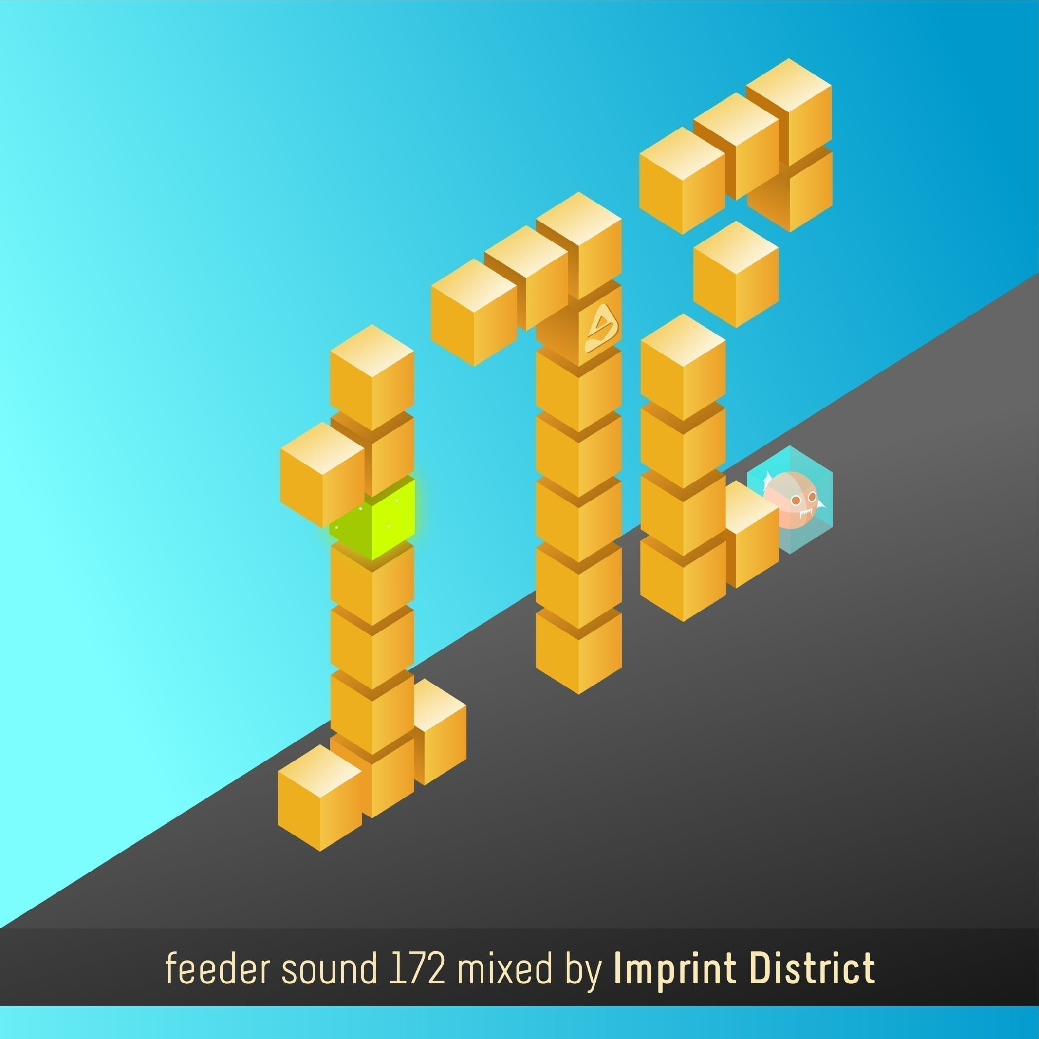 feeder sound 172 mixed by Imprint District