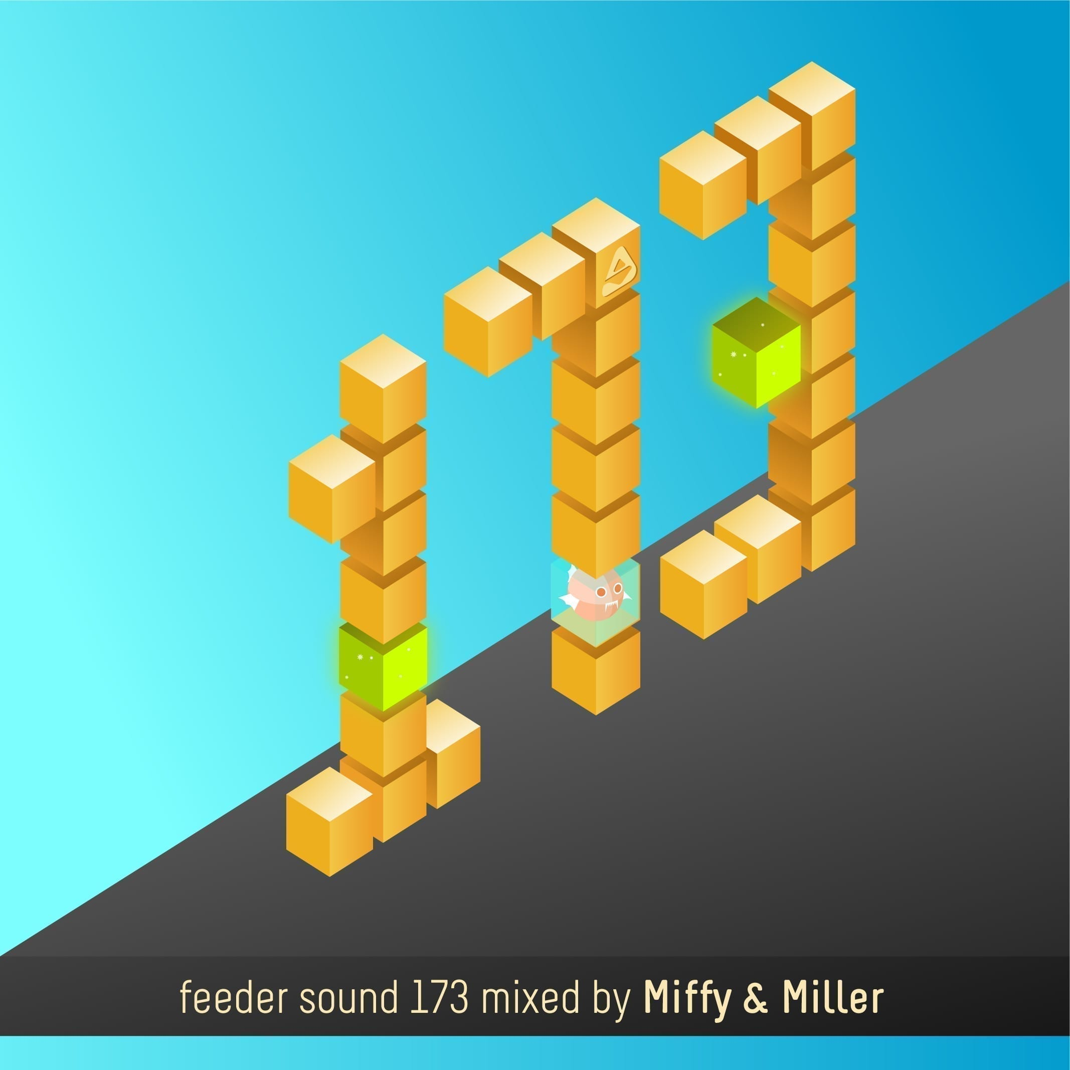 feeder sound 173 mixed by Miffy & Miller