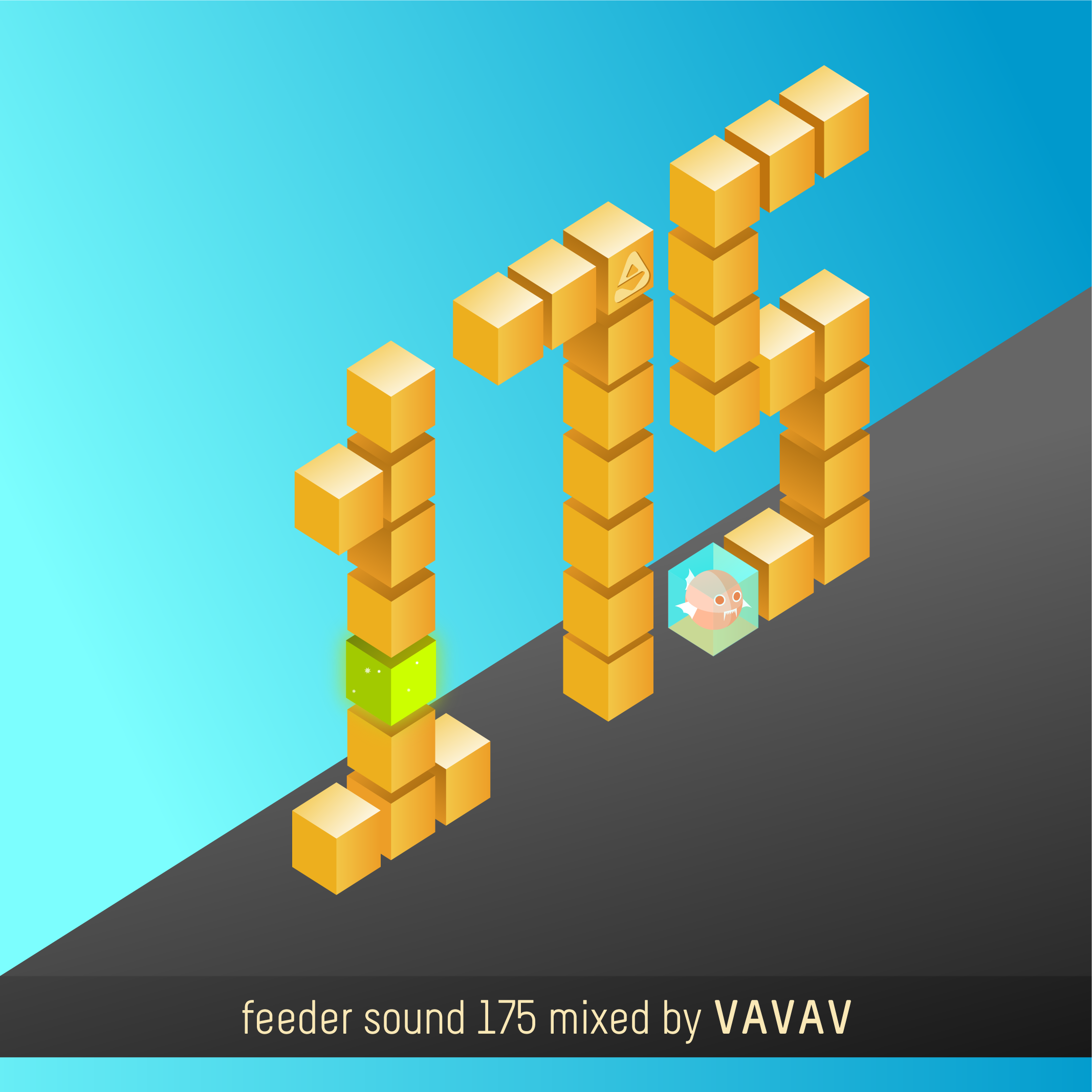 feeder sound 175 mixed by VAVAV